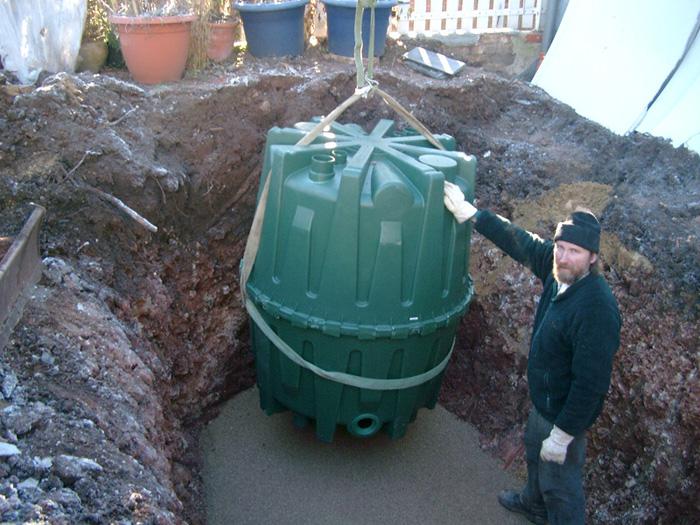 Wasser zisterne gartenbau landschaftsbau erftstadt k ln - Gartenbau erftstadt ...