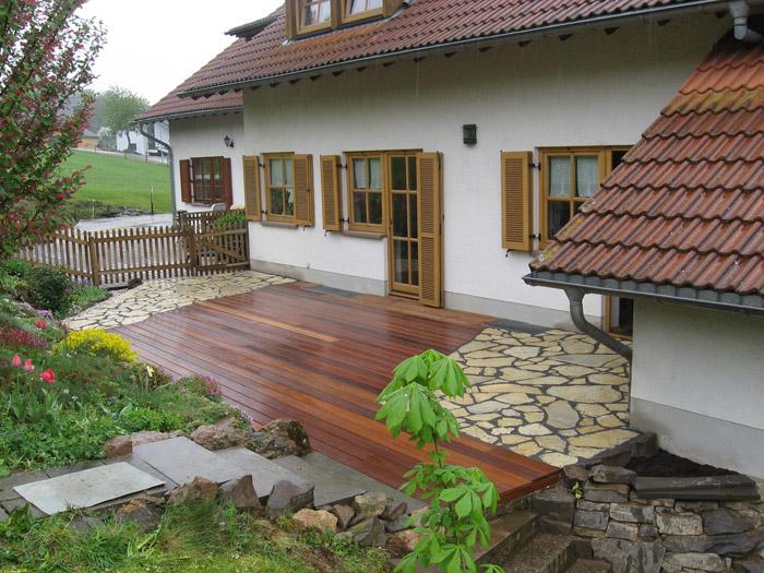 Welches holz fr terrasse kunststoff holz dielen terrasse - Gartenbau erftstadt ...