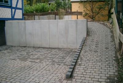 Stein Mauer Gartenbau Landschaftsbau Erftstadt Köln