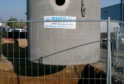 Wasser Zisterne Gartenbau Landschaftsbau Erftstadt Köln
